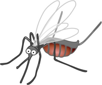 mosquito clip misting systems bug clipart yards control